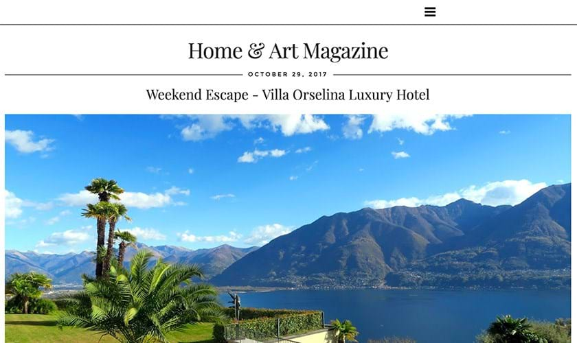 Home & Art Magazine